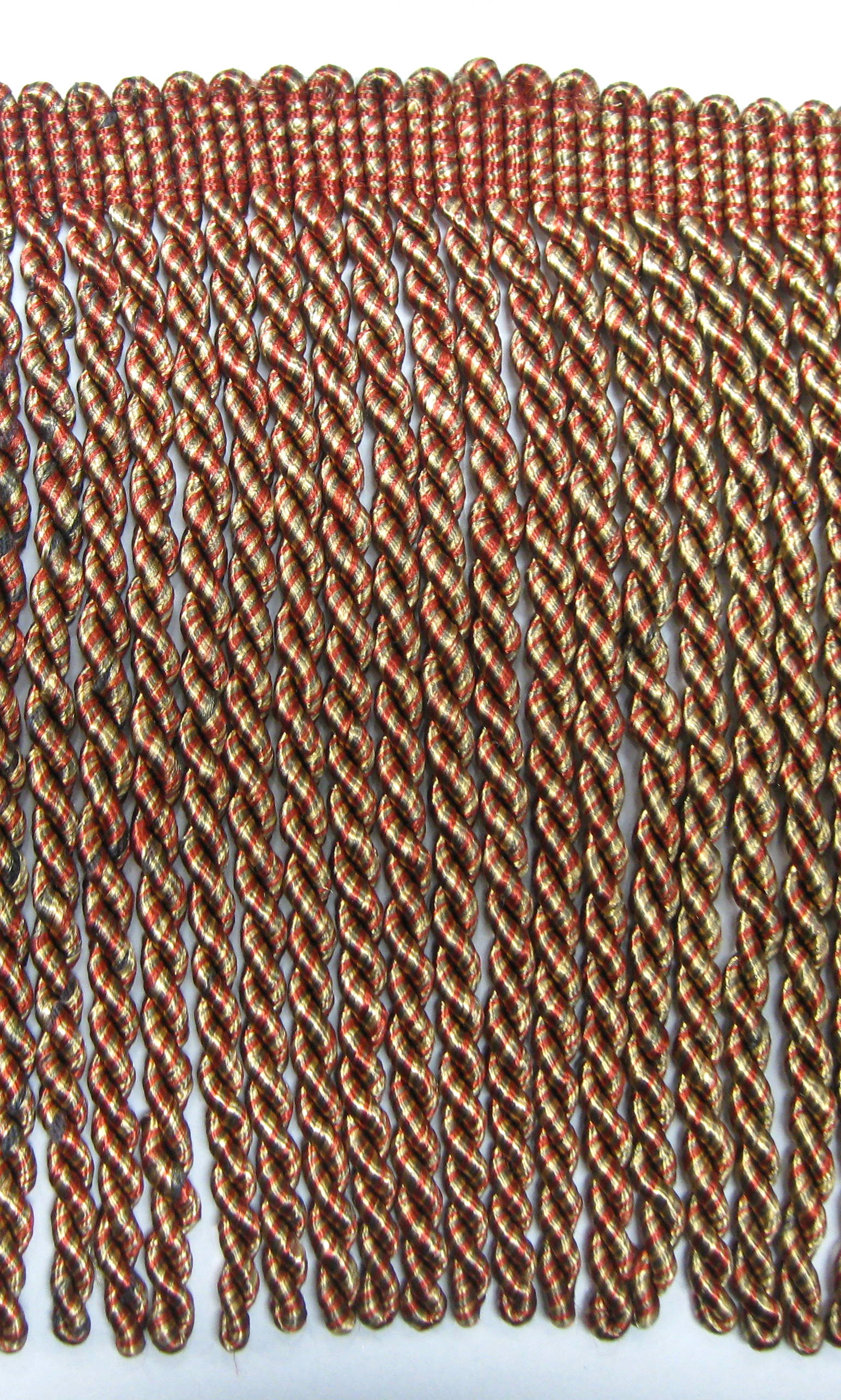 BULLION FRINGE COLOR 123