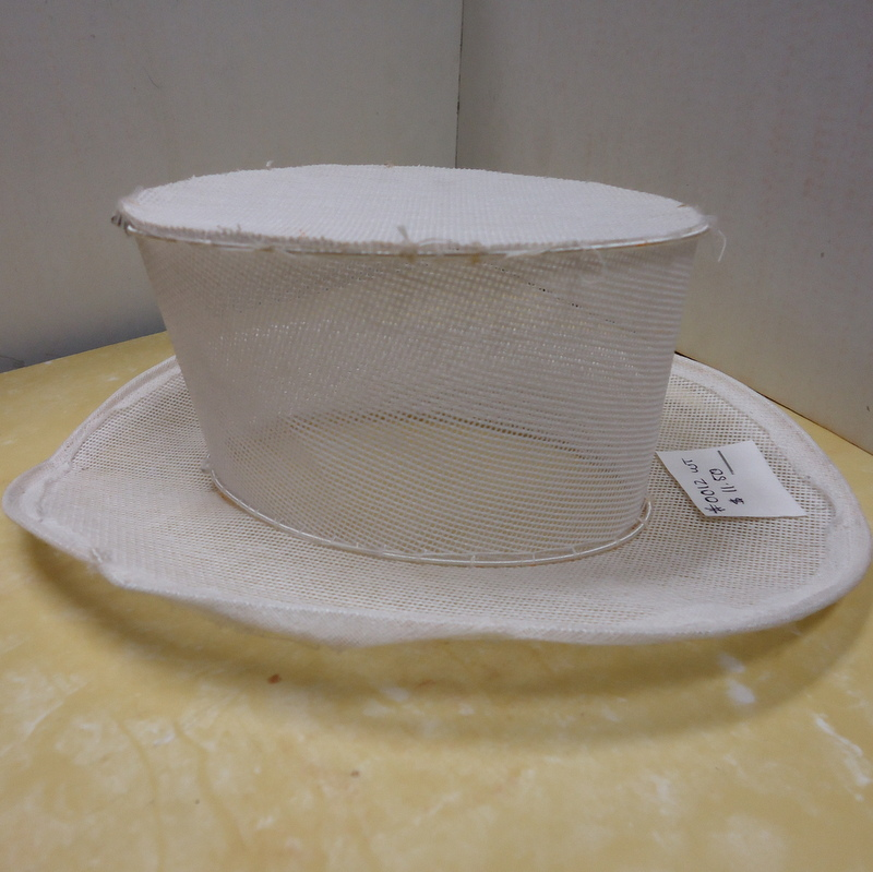 MINI TOP HAT FORM 0012