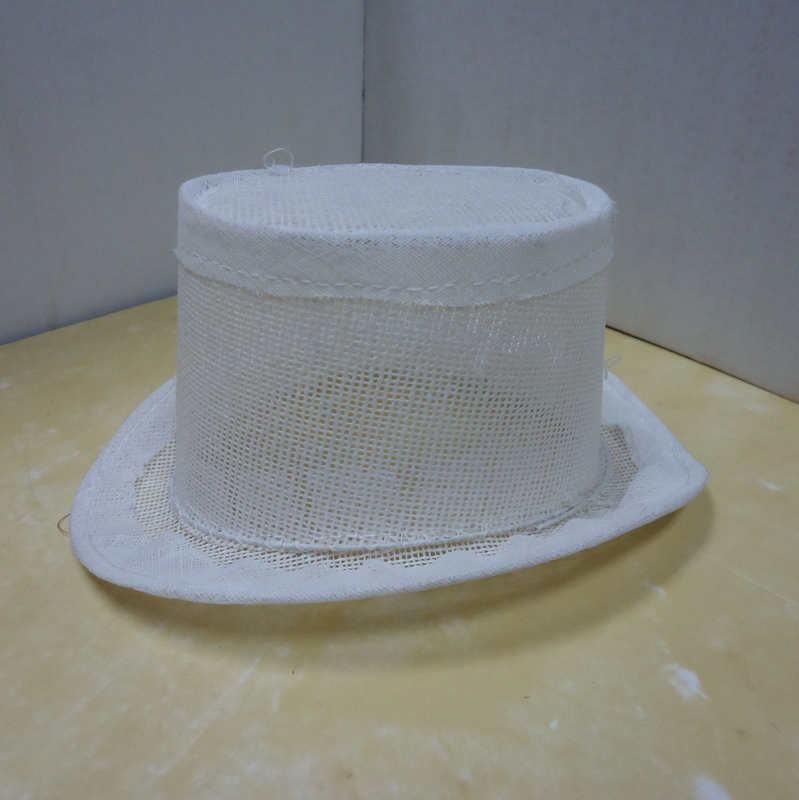 MILLINERY HAT SUPPLY FORMS : eeagal Trimming!