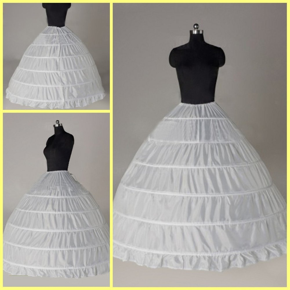 HOOP SKIRT 6 LAYER