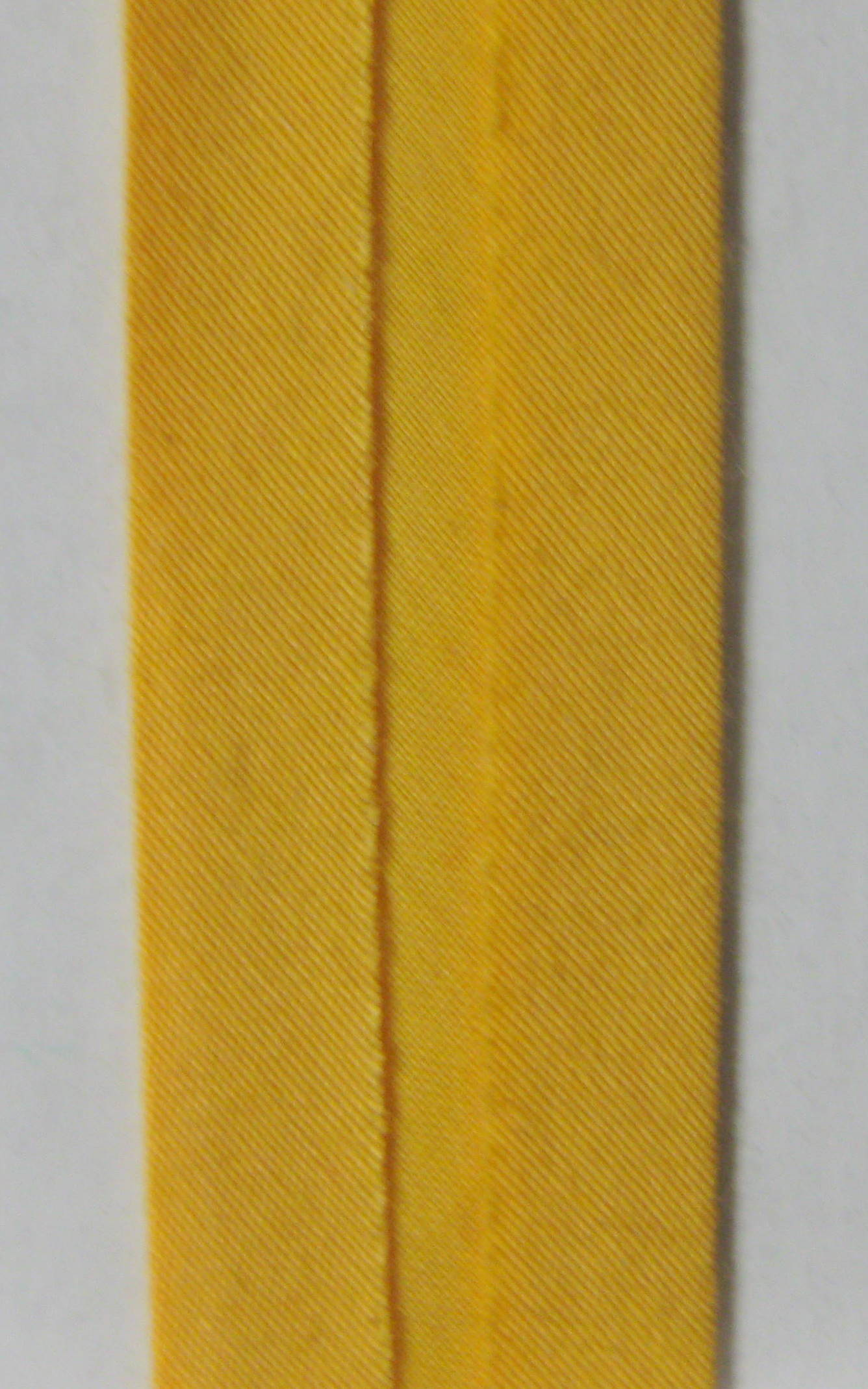 BIAS TAPE BANANA YELLOW