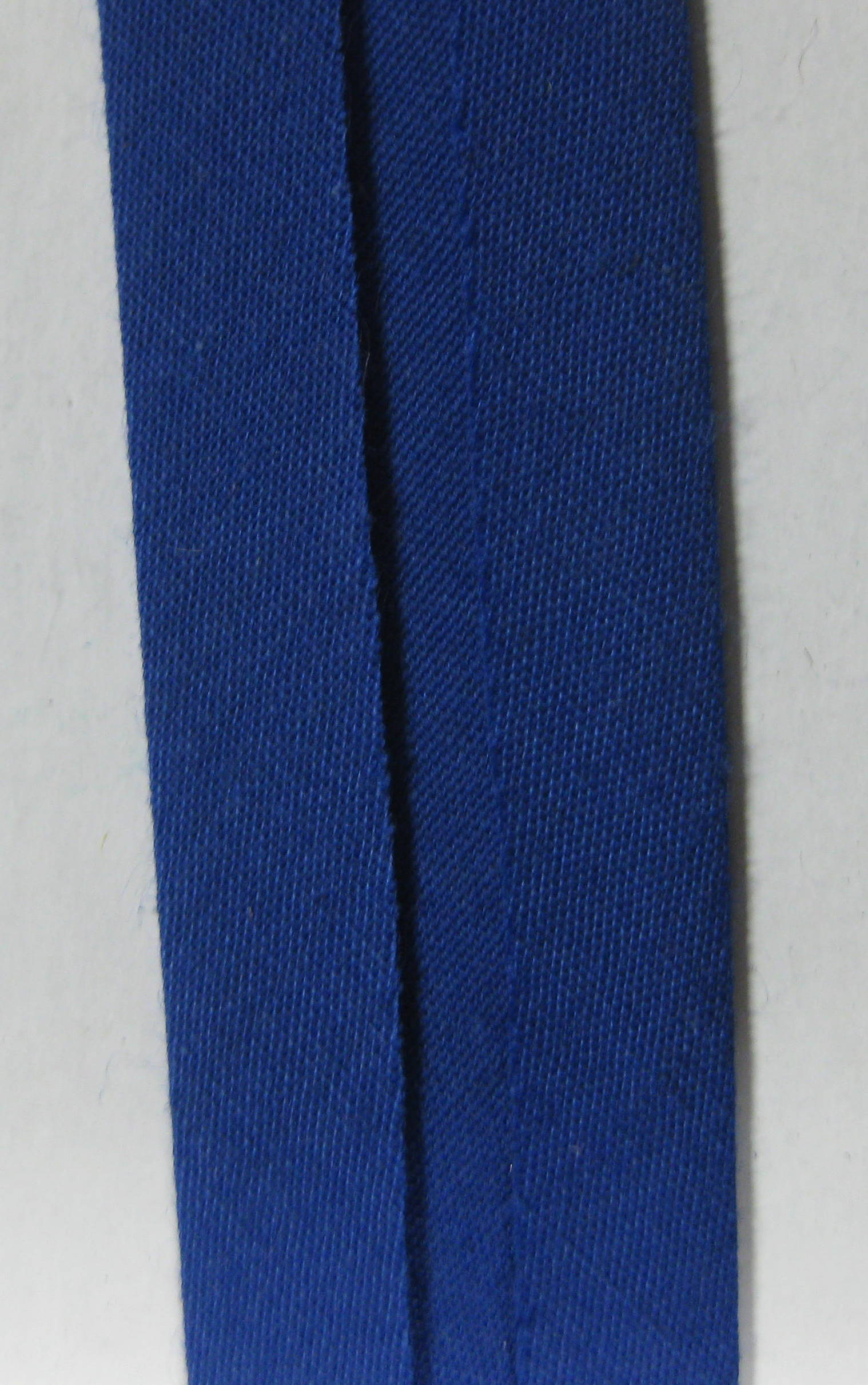 BIAS TAPE DARK BLUE