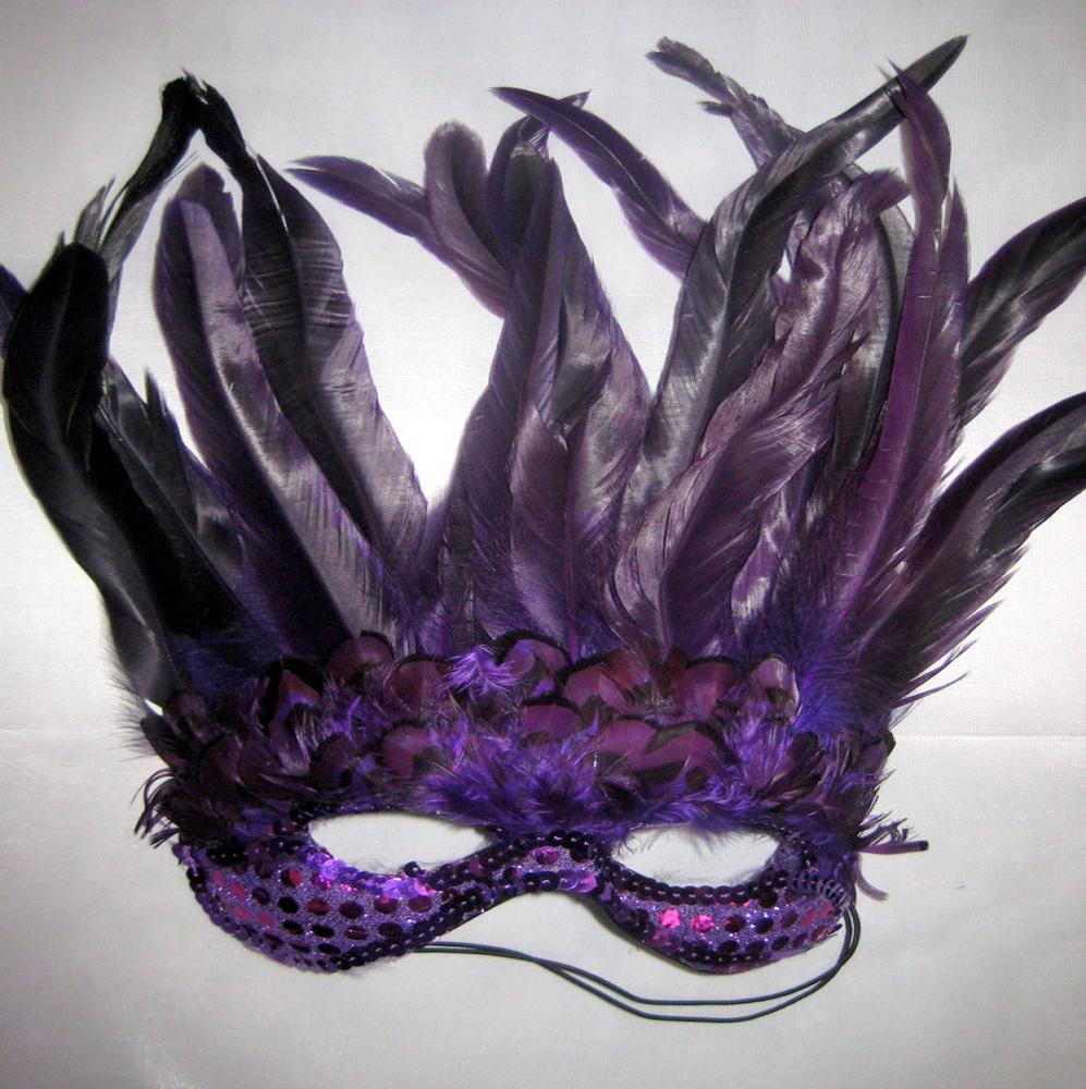 mask fm-102 purple