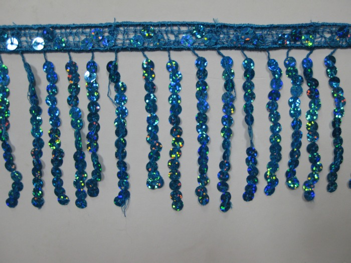 SEQUENCE FRINGE 4INCH