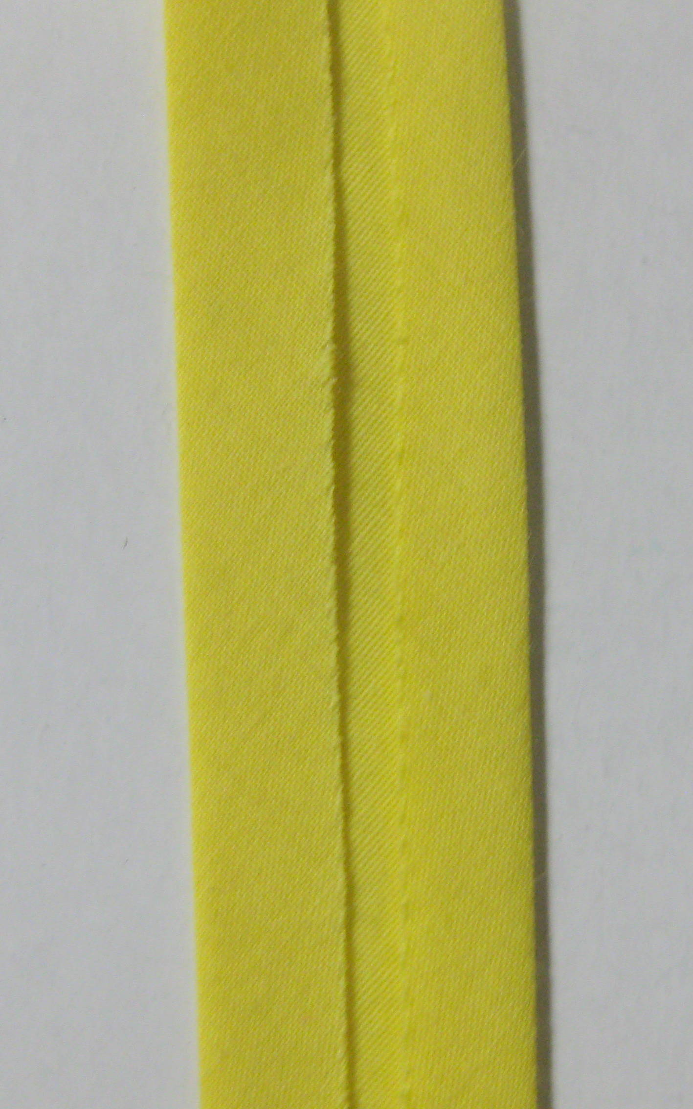BIAS TAPE YELLOW