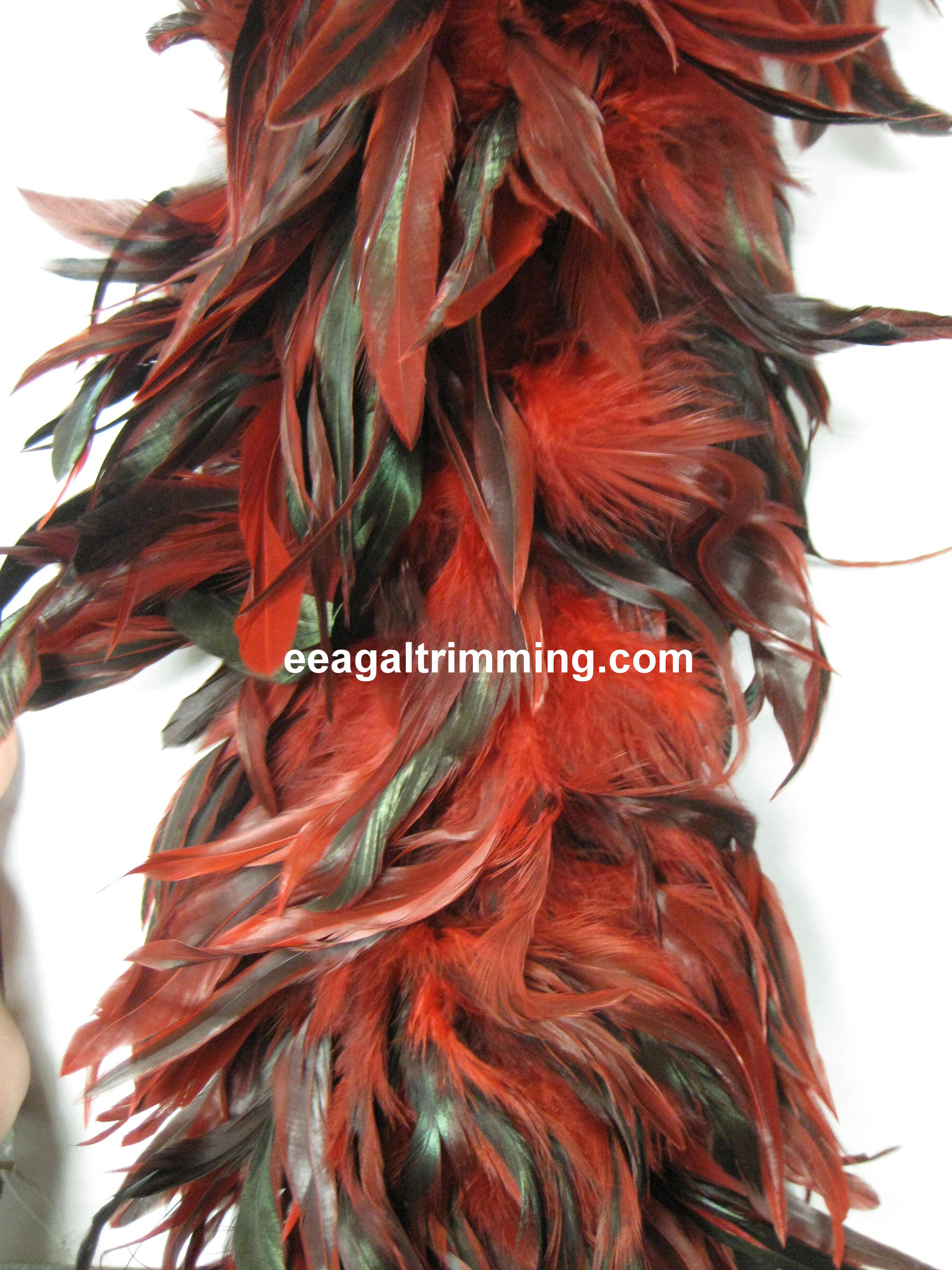 Coque Boa DYED AND NATURAL