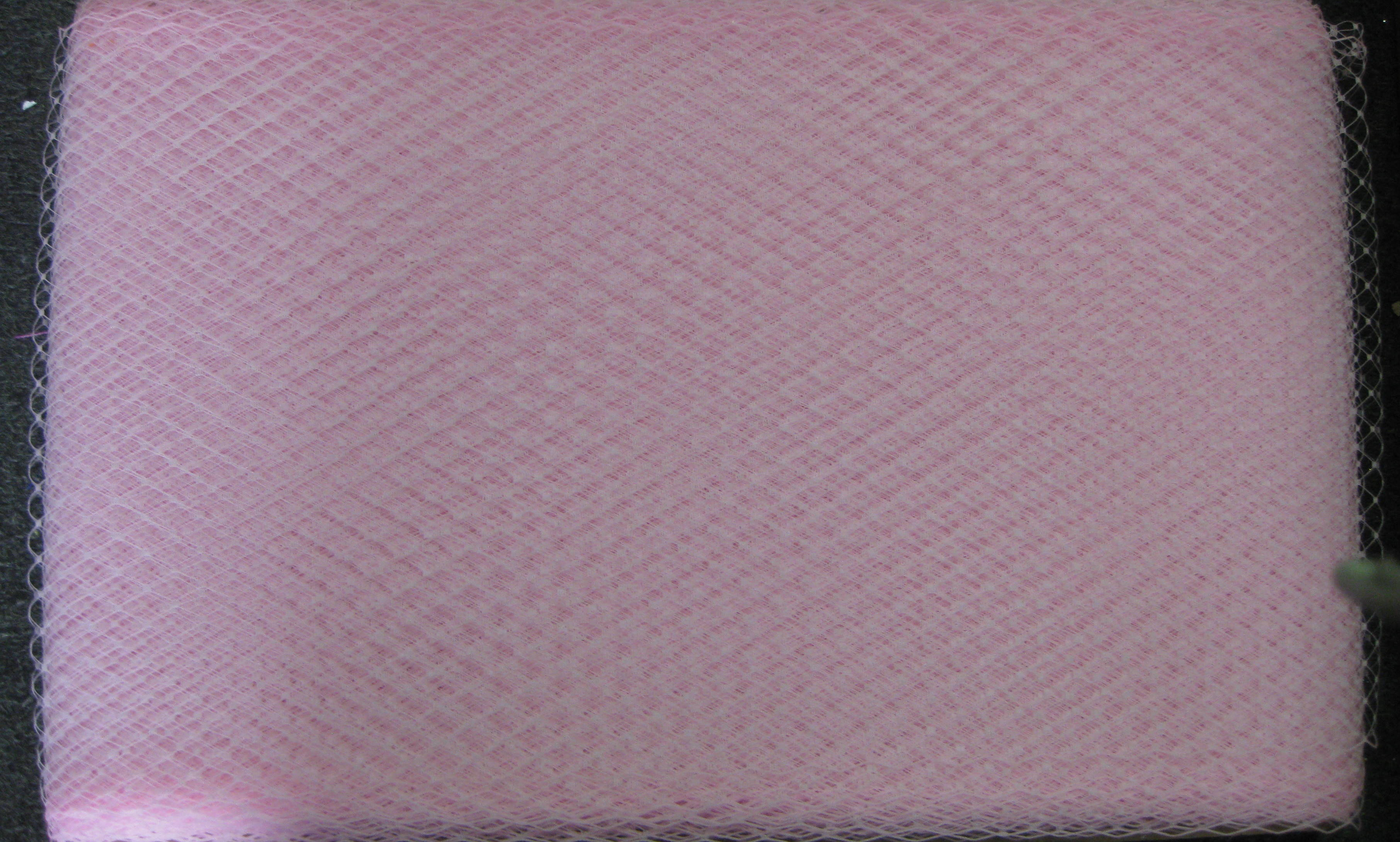 FRENCH NETTING TULLE LIGHT PINK