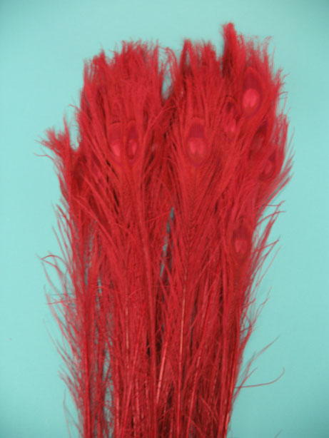 BLEACH DYED RED 35-40' PER 50